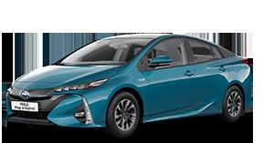 Toyota Nuova Prius Plug-in -